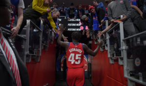 NBA – « Dans cinq ans, Sekou Doumbouya va porter Detroit sur son dos »