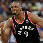 NBA – Serge Ibaka atteint la barre d'une première all-time