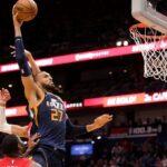 NBA – Rudy Gobert, roi inattendu du money-time cette saison