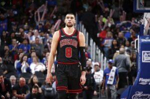NBA – En pleine forme, Zach LaVine rejoint Jordan dans l'histoire des Bulls