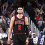 NBA – Zach LaVine fait une grosse annonce sur son avenir