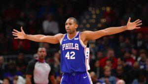 NBA – 2 transferts envisageables pour Al Horford et les 76ers