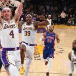 NBA – Alex Caruso déchire tout pour son retour, les fans se chauffent à son sujet !