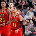 NBA – Les Hawks signent une grande première dans la ligue !
