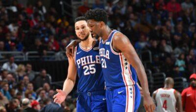 NBA – La déclaration forte de Joel Embiid pour Ben Simmons