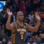 NBA – Une des pistes favorites de Chris Paul balayée par un coach