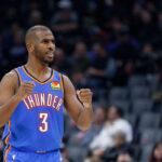 NBA – Le cador de l'Est qui veut récupérer Chris Paul !