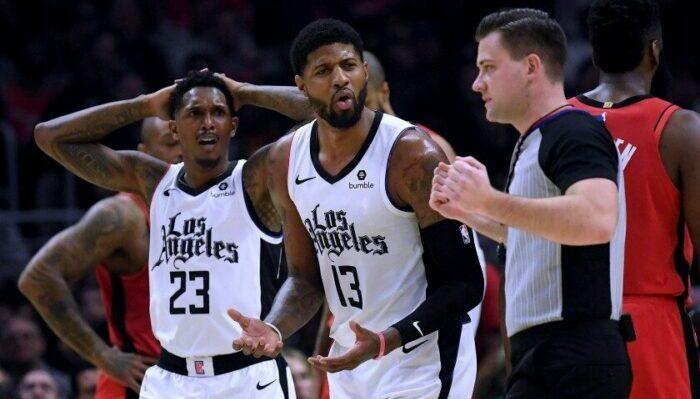 quel est le problème chez les Clippers ?