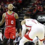 NBA – Damian Lillard détruit un journaliste… qui le classe sous Russell Westbrook