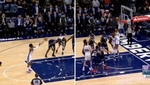 NBA – L'incroyable geste de De'Aaron Fox pour emmener les Kings en overtime… puis gagner