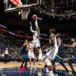 NBA – Le panier génial de De'Aaron Fox aurait dû être annulé