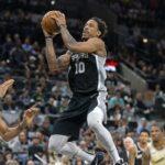 NBA – DeMar DeRozan sera-t-il tradé ?