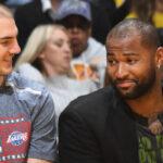 NBA – Un joueur des Clippers recrute déjà DeMarcus Cousins