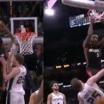 NBA – L'énorme putback de Derrick Jones Jr