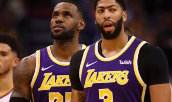 Les Lakers réagissent à la correction subie à Boston