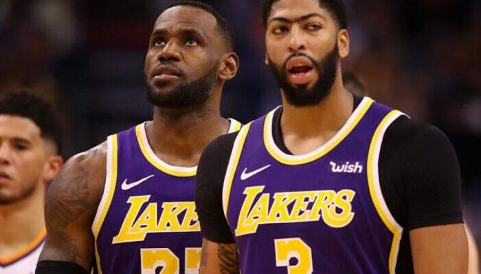 Les Lakers réagissent à la correction subie à Boston