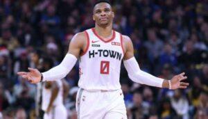 NBA – La vraie raison pour laquelle Westbrook aurait quitté les Rockets