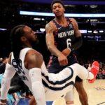 NBA – Jae Crowder poste un tweet viral sur l'échauffourée face aux Knicks