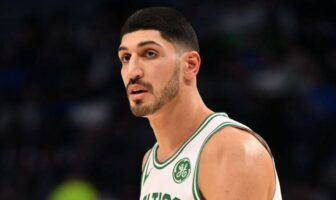 La grotesque censure d'Enes Kanter sur les sites turcs