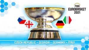 Équipe de France – Les 12 bleus pour le début des qualifs à l'Eurobasket !