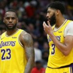 NBA – Anthony Davis imperturbable après la giga-extension de LeBron