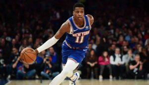 NBA – La phrase qui devrait faire plaisir à Frank Ntilikina aux Knicks