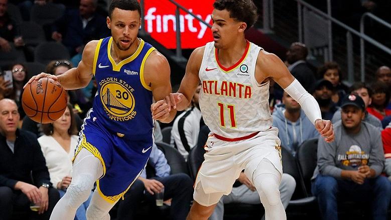 Kendrick Perkins trouve meilleur Trae Young que Stephen Curry durant leur 2ème saison