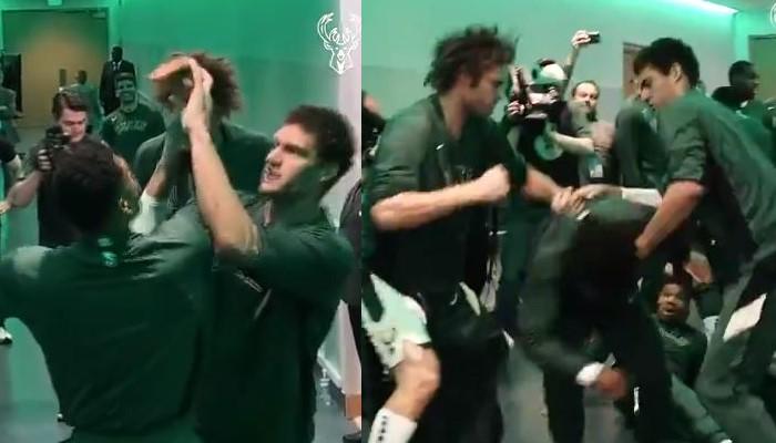 Giannis ressort le cobra, il se fait terrasser par les frères Lopez !
