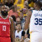 NBA – Kevin Durant répond cash aux rumeurs sur l'arrivée de Harden
