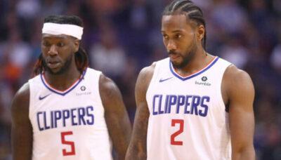 NBA – Kawhi subtilement taclé par Montrezl Harrell ?