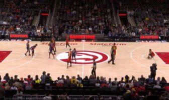 Le bel hommage des Hawks et des Wizards pour Kobe Bryant