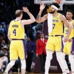 NBA – Discussions entre Lakers et Knicks !