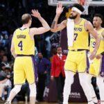NBA – L'attitude polémique du banc des Lakers pour gagner face aux Nuggets