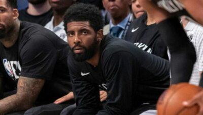 NBA – « Kyrie ferait mieux de se bouger, sinon, il va finir 6ème Homme ! »