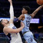 NBA – Après le forfait de Morant, la ligue se rabat sur un autre joueur pour le Slam Dunk Contest