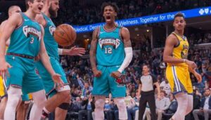 NBA – Ja Morant rage sur Twitter contre Lonzo et les arbitres