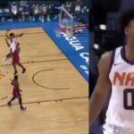NBA – Jalen Lecque aka « Baby Westbrook » sort un poster des plus hallucinants