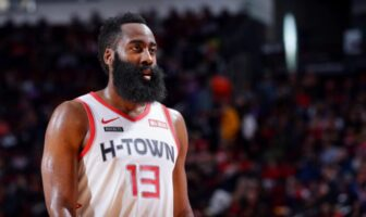 James Harden des Houston Rockets