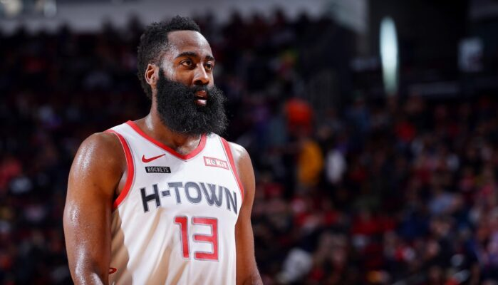 James Harden des Houston Rockets