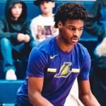 NBA – Bronny rend un vibrant hommage à Kobe et Gianna avec Sierra Canyon