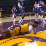 NBA – Bobby Portis exclu contre les Lakers après une très vilaine faute