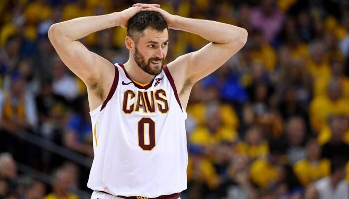 NBA Kevin Love en a marre