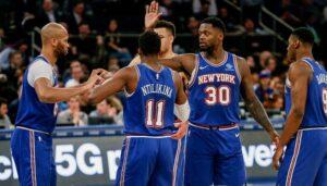 NBA – Un trade entre les Hornets et les Knicks ?