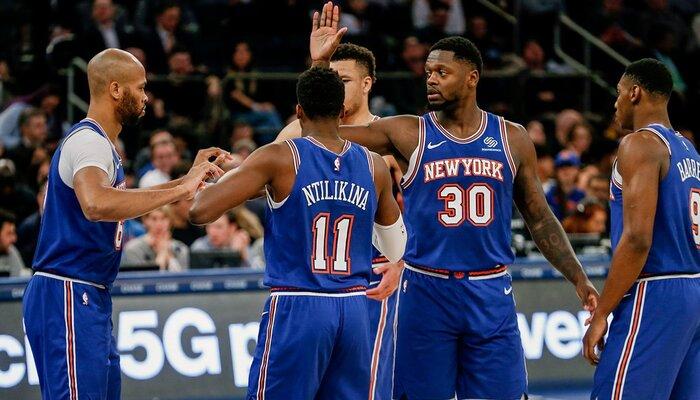 La belle transformation des Knicks depuis le renvoi de Fizdale