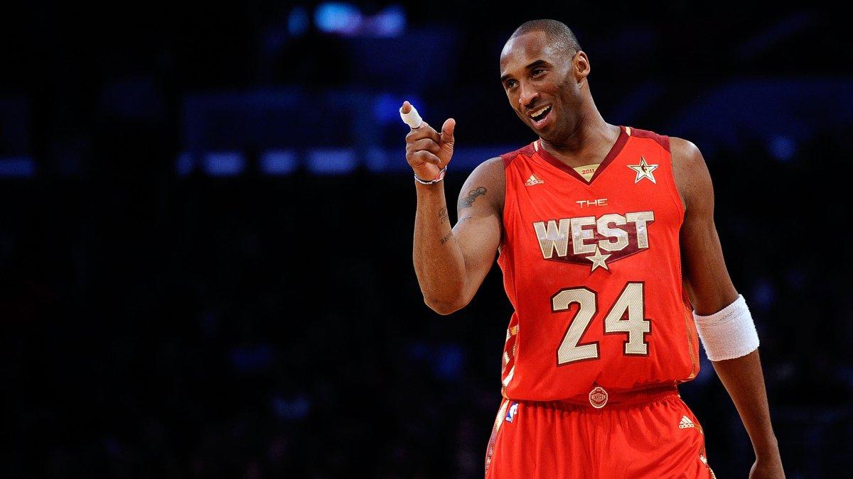 Kobe Bryant au All-Star Game