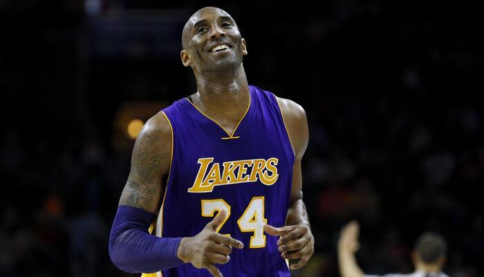 Une franchise retire à tout jamais le numéro 24 de Kobe