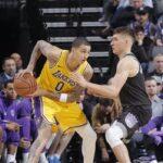 NBA – Nouveaux détails sur les discussions Lakers/Kings pour Kuzma