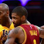 NBA – Le jour où Kyrie, rookie, a défié Kobe… et la géniale réaction du Mamba