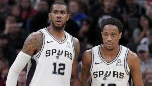 NBA – Un point de chute tout trouvé pour DeMar DeRozan et LaMarcus Aldridge ?