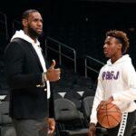 NBA – La carrière de Bronny impactée, LeBron réagit